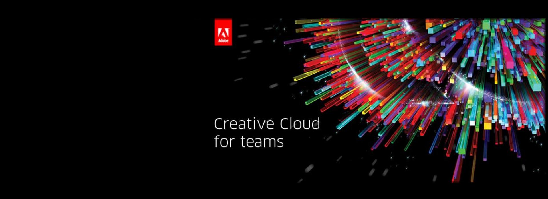 Creative Cloud for teams